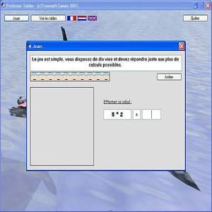 t 233 l 233 charger professor tables evolution pour windows demo