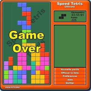 speed tetris