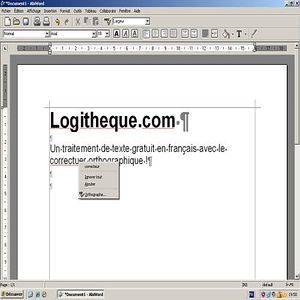 T l charger abiword 2 9 4 pour windows freeware - Telecharger open office gratuit pour windows en francais ...