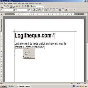Bonsoir, En gratuit pour Mac, il y a la suite OpenOffice, compatible avec MS Office : Open Office pour Mac En traitement de texte seul, il y a l'excellent Bean :