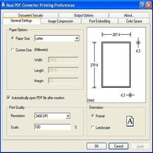 t l charger real pdf converter pour windows shareware. Black Bedroom Furniture Sets. Home Design Ideas