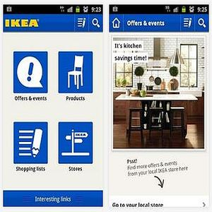 T l charger ikea ios app store for Ikea location emplacement