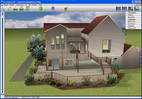 logiciel interieur 3d gratuit francais. great home styler with ... - Logiciel Gratuit Architecture Interieure