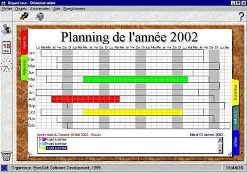 T l charger organiseur pour windows shareware for Bureau 04 peipin horaires