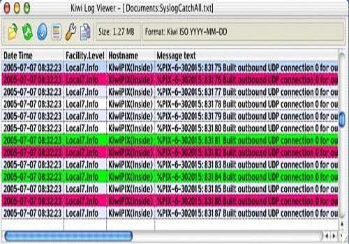 Kiwi Log Viewer (Mac) pour Mac