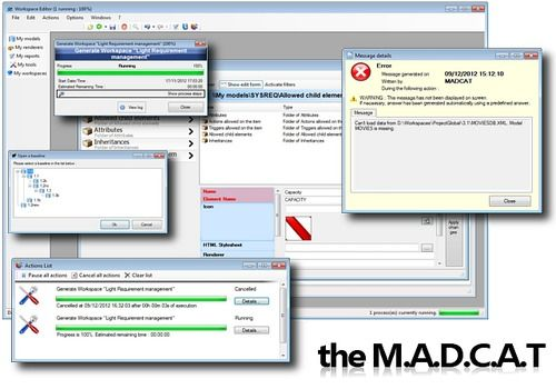 the M.A.D.C.A.T. v1.2.2 (2013)