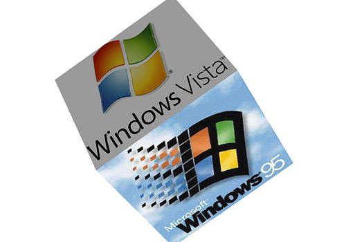Windows cube 3D