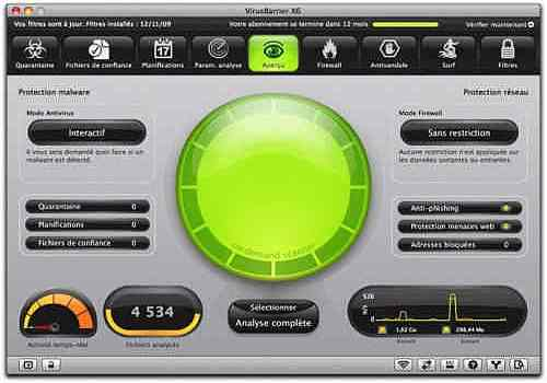 Intego VirusBarrier X6 pour Mac