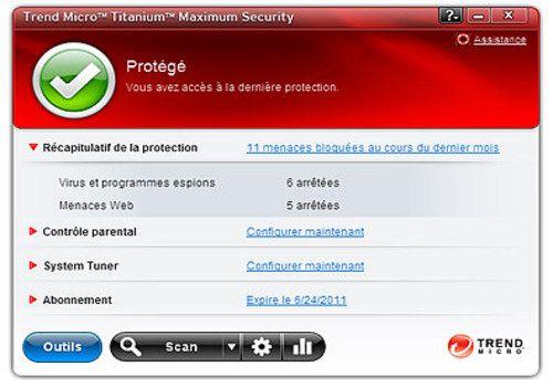 Titanium Maximum Security