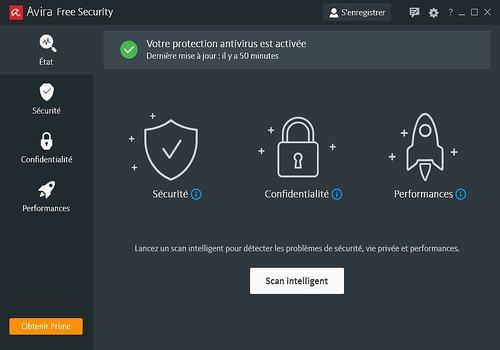 Avira Free Antivirus 2019