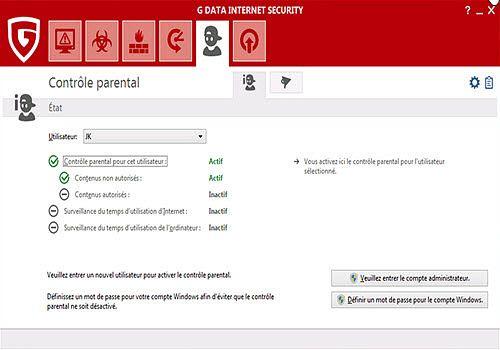 G DATA Internet Security 2019
