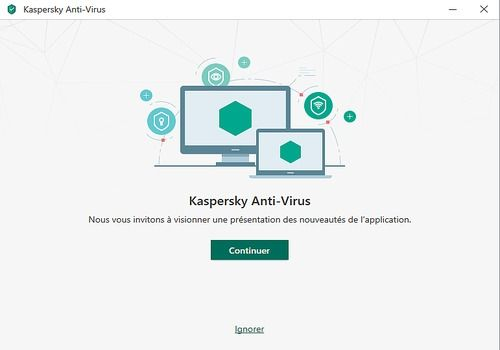 Kaspersky Antivirus 2019 Beta