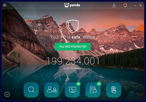 Panda Dome Advanced (Panda Internet Security)