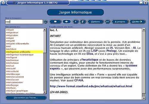 Jargon Informatique pour Linux
