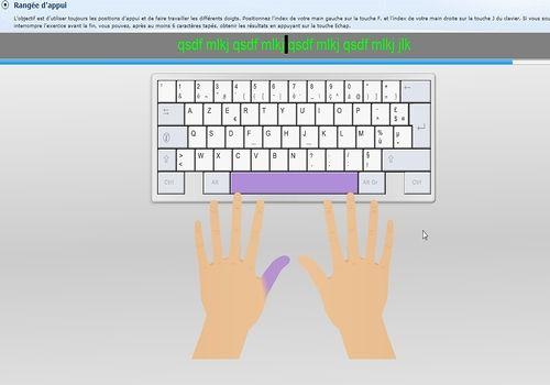 T l charger pc tap pour windows demo for Les parties du clavier