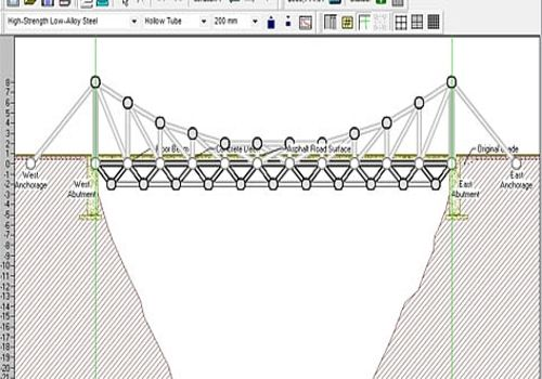 West Point Bridge Designer 2016