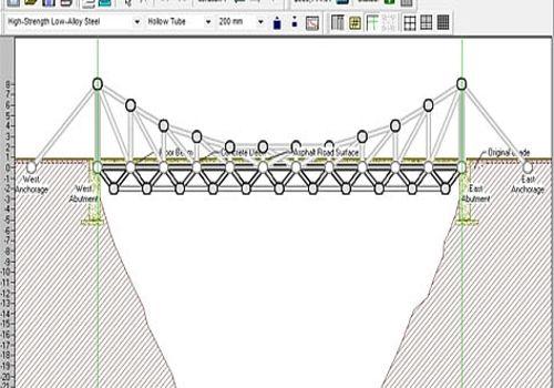 West Point Bridge Designer 2016 pour Mac