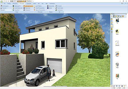 T L Charger Ashampoo Home Designer Pour Windows Freeware