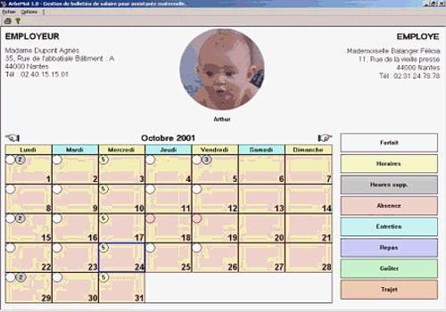 Préférence Télécharger ArbeMat pour windows | Freeware NJ64