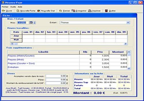 Bien connu Télécharger de fiches de paie gratuit - Logitheque.com WH38