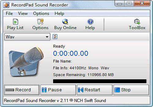 recordpad