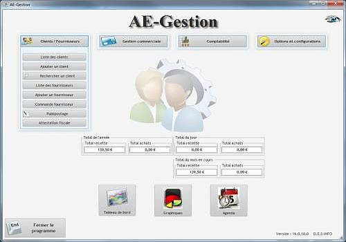 T l charger ae gestion informatique pour windows demo for Logiciel gestion garage automobile