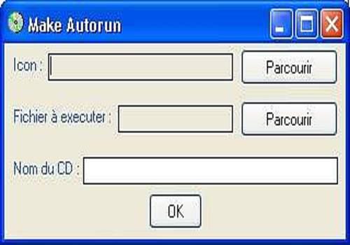 Make Autorun