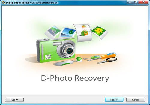 D-Photo Recovery by The Undelete