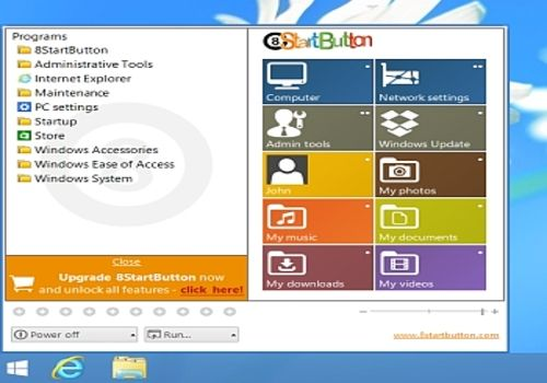 T l charger 8startbutton pour windows shareware - Telecharger open office pour windows 8 ...