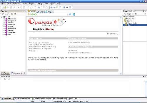Registry Studio