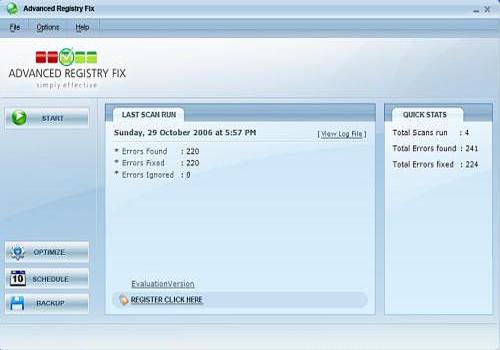 Advanced Registry Fix