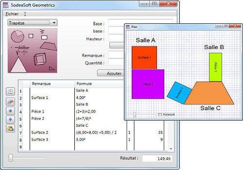 SodeaSoft Geometrics