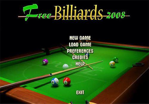 Free Billiards 2008