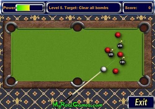 Billiard Bombs