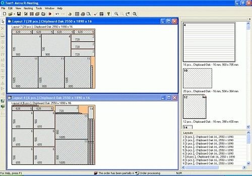 Cutting Software Solution
