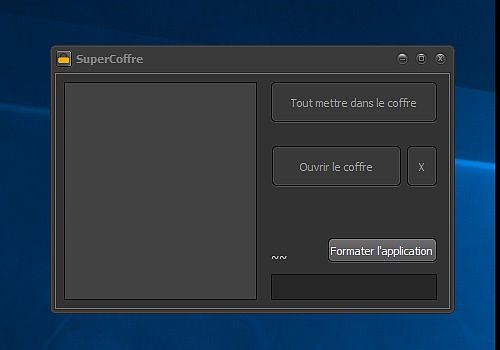 SuperCoffre