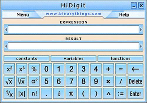 HiDigit