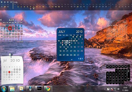Rainlendar Lite pour Linux