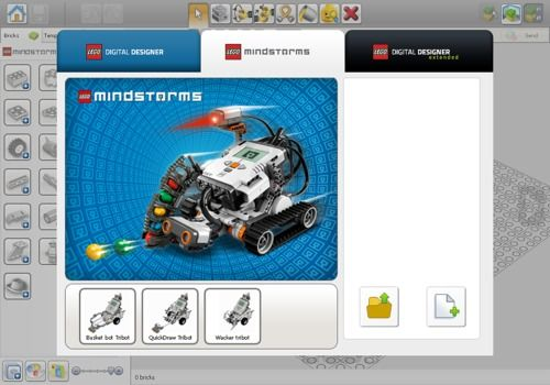 Lego Digital Designer Mac