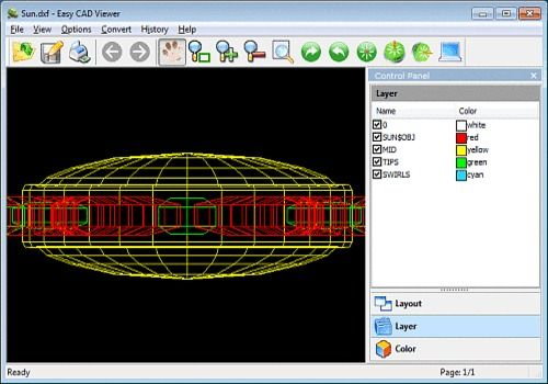 T L Charger Easy Cad Viewer Pour Windows Shareware