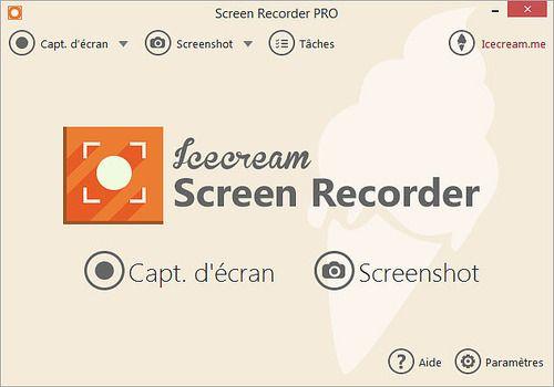 Icecream Screen Recorder 5.10
