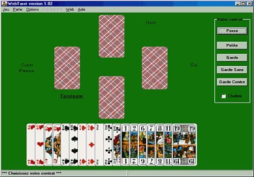 4ec6df5000c2ea Download WebTarot (tarot en ligne) for Windows   Shareware
