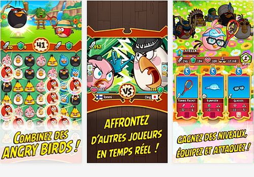 Angry Birds Fight! iOS