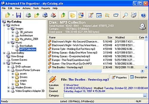 Advanced File Organizer