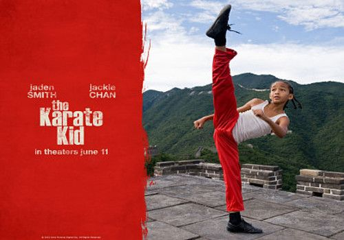 Karate Kid Screensaver