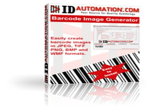 Barcode Image Generator for Mac OSX