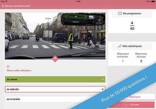 Code de la route 2017 iOS