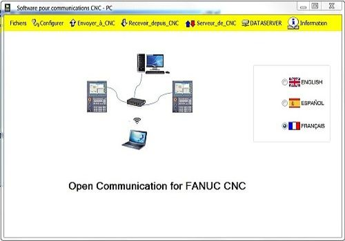 Open Communication for FANUC