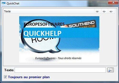 QuickHelp pour Linux