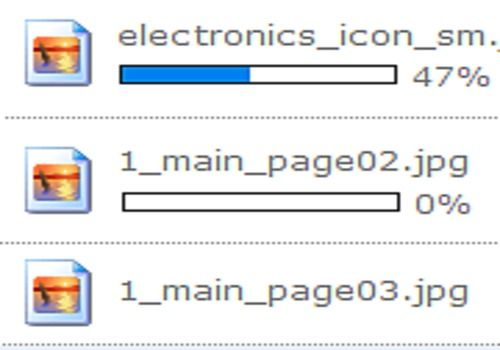 ApPHP AJAX File Upload web control